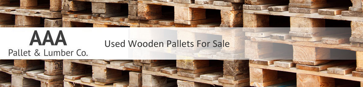 Used Wooden Pallets for Sale | AAA Pallet & Lumber Co. 602 ...